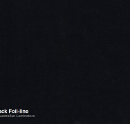 Black Foil-Line